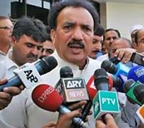 Malik announces special LEA action in Balochistan