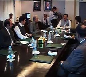 Malik for transparent disbursement of Watan Cards