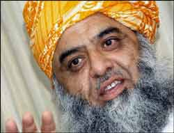 Maulana Fazl calls on Rehman Malik