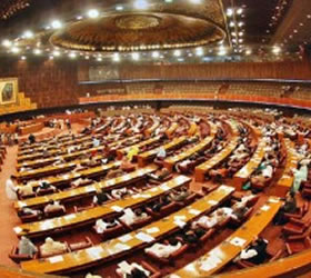 NA's requisitioned session prorogued