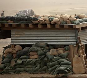 Near Kandahar, the Prize Is an Empty Town