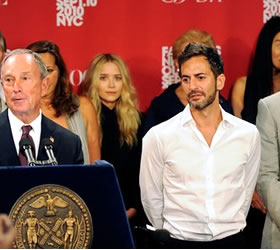 New York gears up for Fashion Week