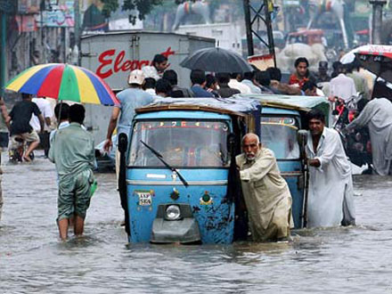 World community has confidence in Pakistani flood relief effort: Embassy Spokesman