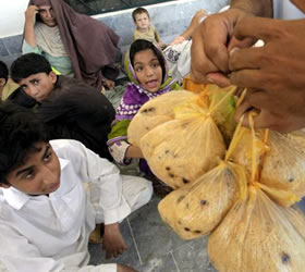 Pakistan receives aid commitments of US $ 1468.18 million