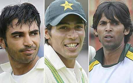 Pakistan cricket trio questioned on calls, texts and secret accounts