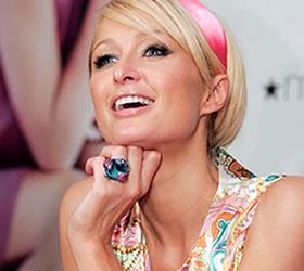 Paris Hilton voted worst celebrity