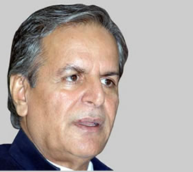 PM inquires about condition of Makhdoom Javed Hashmi