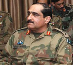 President promotes Lt. Gen. Khalid Shahim Wyne; appoints as CJCSC