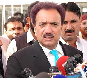 Rehman hints Swat-like crackdown against miscreants in Balochistan