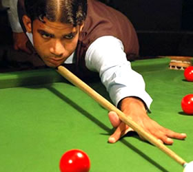 Sajjad to feature in Shanghai Masters Snooker