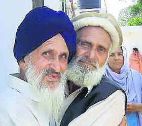 Sikh-Muslim couple gets cover