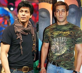 SRK at Dabangg's screening