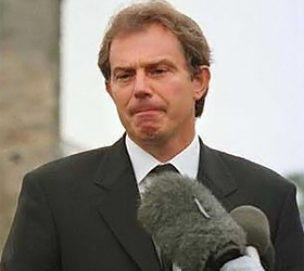 Tony Blair: Diana was a manipulator like me