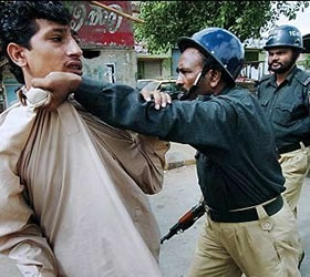 Twenty Blast Suspects Detained in Quetta