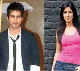 Who will be Shahid's lady?