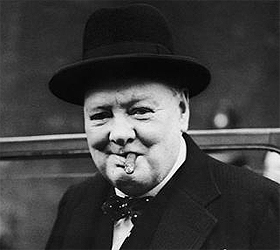 Winston Churchill 'ordered assassination of Mussolini to protect compromising letters'