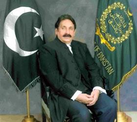 Zardari, Chaudhry on collision course again