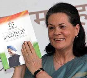Zardari felicitates Sonia Gandhi