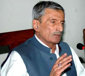 Billions requires to revive the railway: Bilour