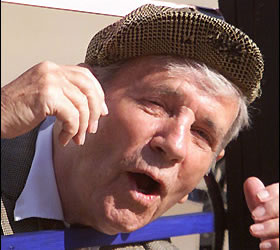 Comedy Legend Sir Norman Wisdom Dies