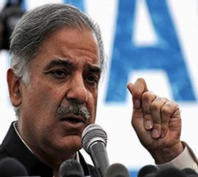 Shahbaz opposes Deedar's appointment as NAB chairman