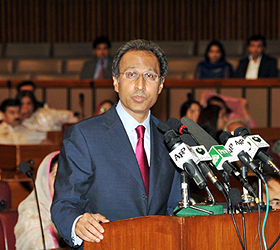 Government striving for a corruption-free tax system: Hafeez