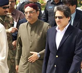 Governor Sindh briefs President on situation in Karach