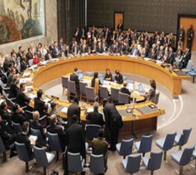 India wins UNSC non-permanent seat, alongwith S. Africa, Columbia, Germany and Portugal