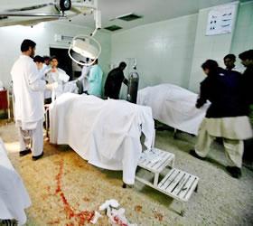 One shot dead by unknown gunmen in Quetta