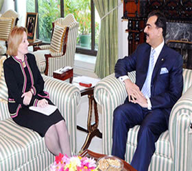 Pak-US friendship turned into comprehensive partnership: Gilani