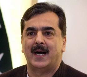 KB Dam not be built without consensus of all provinces: Gilani