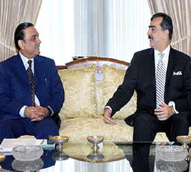 President, PM hold one-on-one meeting