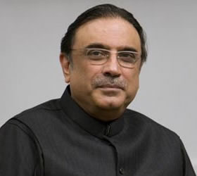 President Zardari unveils development projects for Nawabshah