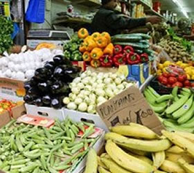 Prices of vegetables shoot up