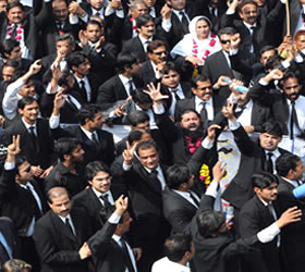 Punjab judicial crisis: all civil judges resign