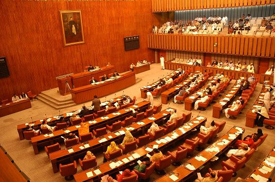 National Accountability (amendment) Ordinance laid in Senate