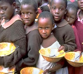 South Asia tops in hunger