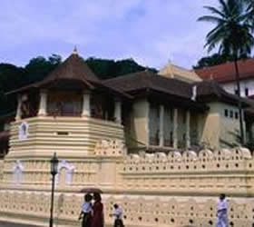 Sri Lanka's architectural treasures