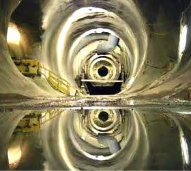 Swiss complete world's longest rail tunnel
