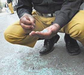 Three bullet-riddled bodies found in Karachi's Malir