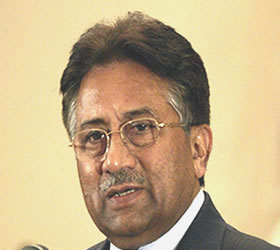 Musharaf Defends Role in Afghanistan