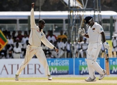 Shillingford, Roach boost Windies in S.Lanka Test