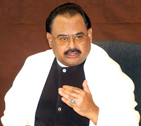Dr Imran's blood to bring revolution in country: Altaf