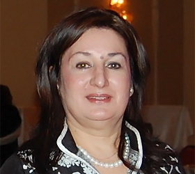 FM applauds Senator Salma's achievement to have honour of having earned place in the Canadian Parliament