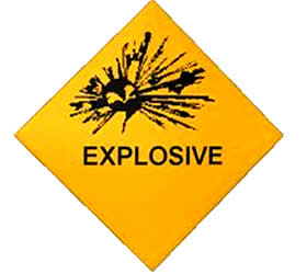Intelligences agencies foil attempt of shifting explosive material to Punjab