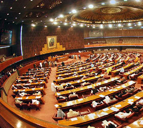 Parliament Commission's session resumes today