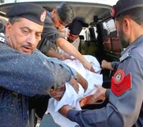 Policeman shot dead in Sibi