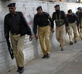 10,000 cops to guard city on Eidul Azha