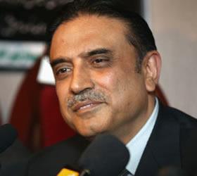 Pakistan for free trade agreement with EU: Zardari