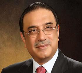 President Zardari arrives in China on three-day visit